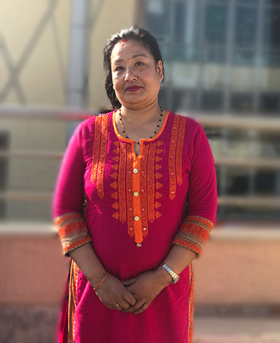 Mrs. Srijana Karmacharya