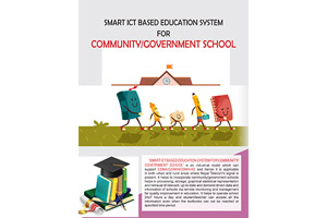 Smart ICT Based Education System For Community/Government School