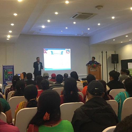 Workshop on Innovative Smart Solution at Park Village Resort