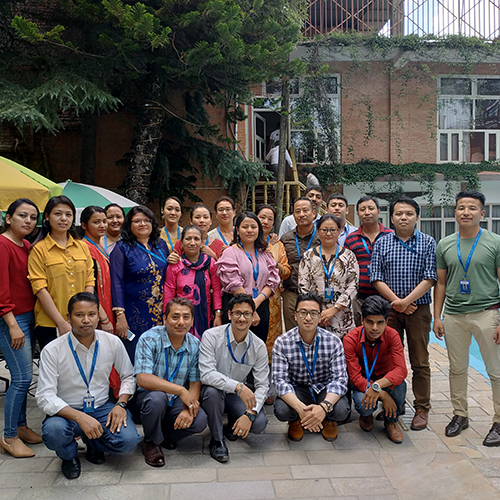Motivation and Capacity Enhancement Workshop